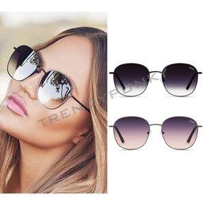 🔥NEW! QUAY x CHRISSY Jezabell Sunglasses
